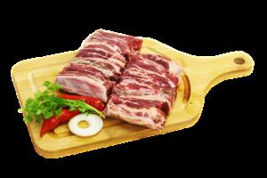 Fleisch trocknen
